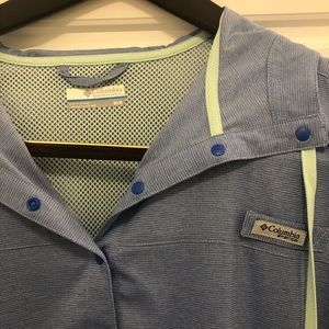 Columbia Jackets & Coats - NWT Columbia PFG Tamiami Hoodie